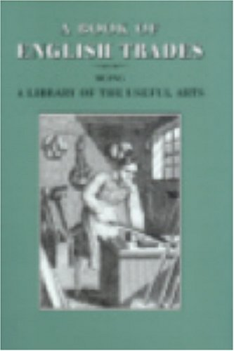 9781850749783: A Book of English Trades