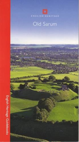 9781850749813: Old Sarum (English Heritage Guidebooks) [Idioma Inglés]