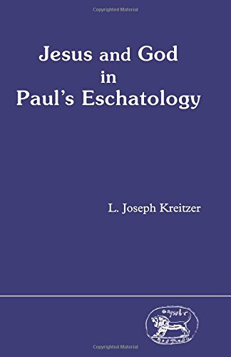 9781850750666: Jesus and God in Paul's Eschatology (JSP Supplements)