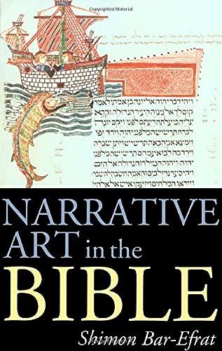 9781850751335: Narrative Art in the Bible (JSOT supplement)