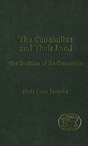 9781850753100: The Canaanites and Their Land: The Tradition of the Canaanites (The Library of Hebrew Bible/Old Testament Studies)