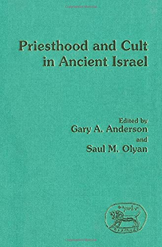 9781850753223: Priesthood and Cult in Ancient Israel (JSOT Supplement)