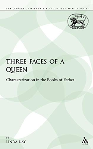 9781850755173: Three Faces of a Queen: Characterization in the Books of Esther (The Library of Hebrew Bible/Old Testamen)