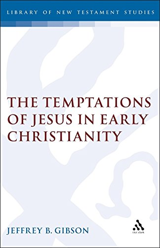 9781850755395: Temptations of Jesus in Early Christianity (Journal for the Study of the New Testament Supplement)