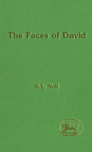 9781850756590: The Faces of David (Journel for the Study of the Old Testament Supplement Series, 242)