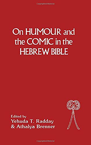 9781850757016: On Humor and the Comic in the Hebrew Bible (JSOT supplement)