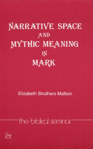 9781850757115: Narrative Space and Mythic Meaning in Ma (Biblical Seminar)