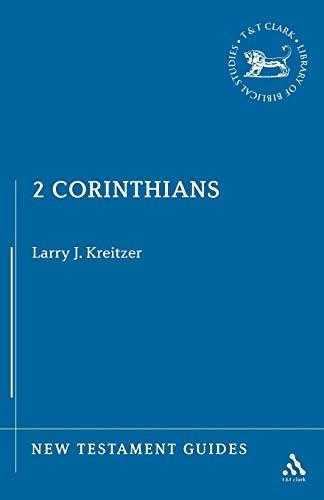 9781850757894: 2 Corinthians (New Testament Guides)