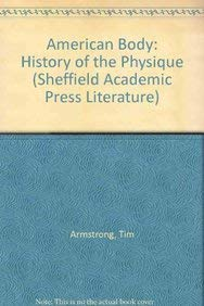 9781850757900: American Bodies: Cultural Histories of the Physique