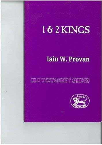 9781850758020: 1 and 2 Kings (Old Testament Guides)