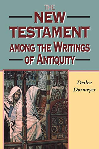 9781850758600: New Testament among the Writings of Antiquity (Biblical Seminar)