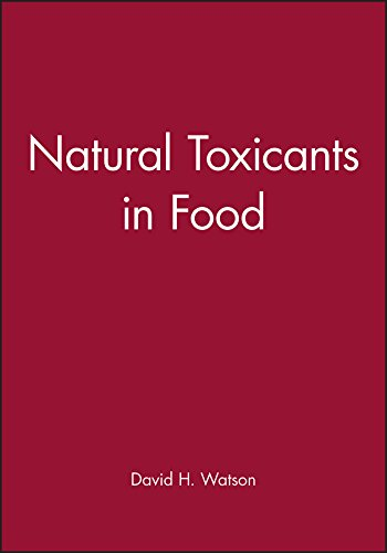 9781850758624: Natural Toxicants in Food (Sheffield Food Technology)