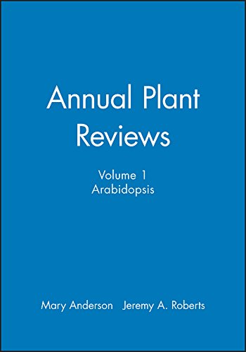 9781850758907: Annual Plant Reviews, Arabidopsis (Annual Plant Reviews)