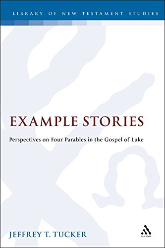 9781850758976: Example Stories (Journal for the Study of the New Testament Supplement)