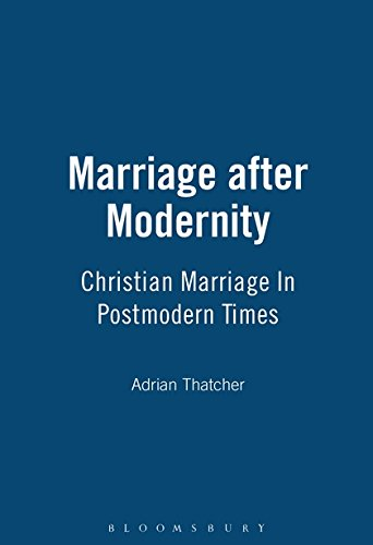 9781850759485: Marriage after Modernity (Studies in Theology & Sexuality, N0 3)