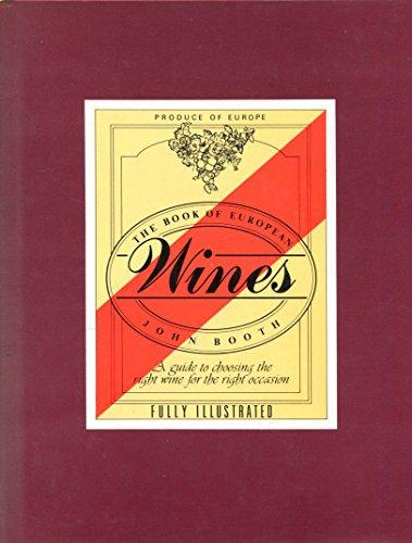 9781850760276: European Wine (A Quintet book)