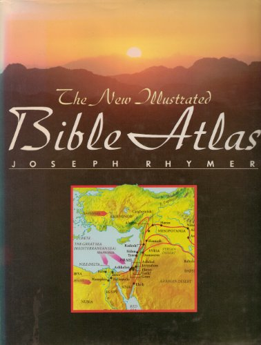 9781850760627: The New Illustrated Bible Atlas