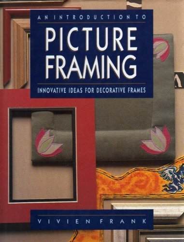 9781850762485: An Introduction to Picture Framing