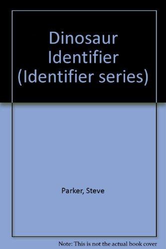 9781850762850: Dinosaur Identifier (Identifier series)