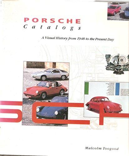 Porsche Catalogs: Toogood, Malcolm
