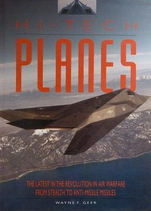 9781850763932: Hi-tech Planes and Missile Weapons Systems