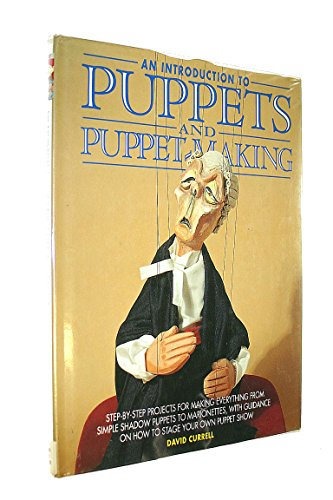 9781850764014: An Introduction to Puppets and Puppet-making