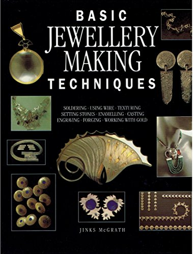 9781850764540: Basic Jewellery-making Techniques