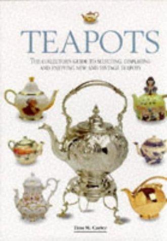 Teapots: M.TINA CARTER