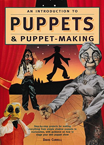 9781850765677: An Introduction to Puppets and Puppet-making