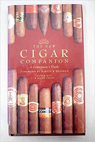 THE NEW CIGAR COMPANION A CONNOISSEUR'S GUIDE