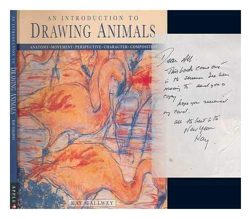 9781850766445: An Introduction to Drawing Animals (A Quintet book)