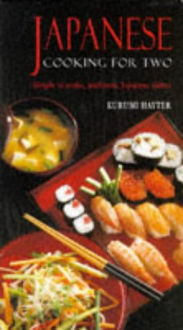 9781850767350: Japanese Cooking for Two