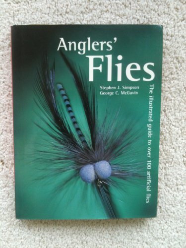 9781850767503: Anglers' Flies: The Illustrated Guide to Over 100 Artificial Flies