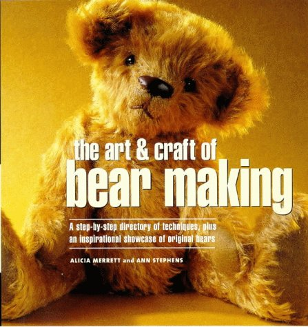 9781850769750: The Art and Craft of Teddy Bear Making