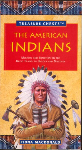 9781850769880: American Indians (Treasure Chest)