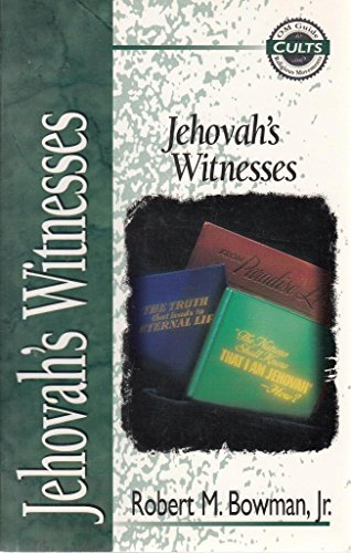 9781850781677: Jehovah's Witnesses (OM Guide to Cults & Religious Movements)