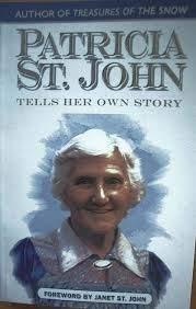 9781850781783: Patricia St.John Tells Her Own Story