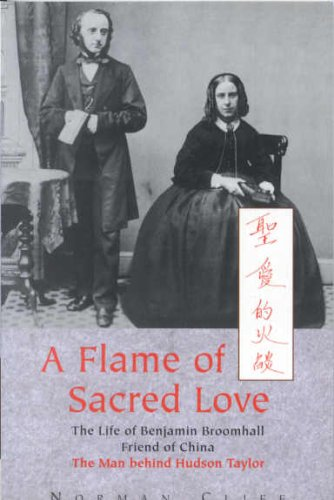 A Flame of Sacred Love : The: Cliff, Norman