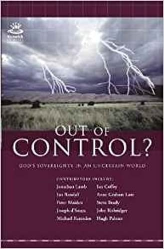Out of Control: Gods Sovereignty in an: Lamb, Jonathan and