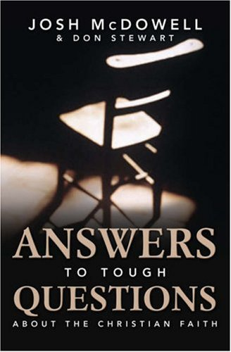 9781850786597: Answers to Tough Questions About the Christian Faith