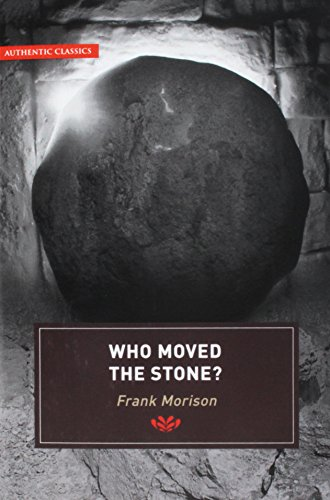 9781850786740: Who Moved The Stone?