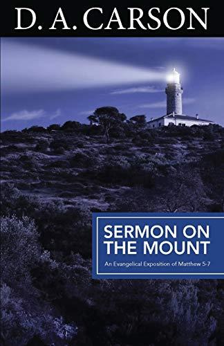 9781850788898: Carson Classics: Sermon on the Mount: An Exposition of Matthew 5-7