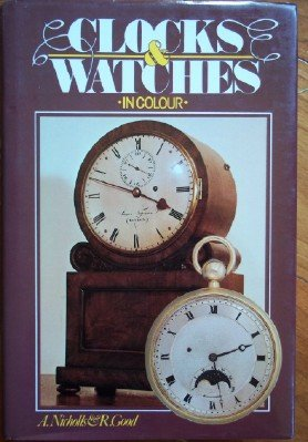 Clocks and Watches in Colour
