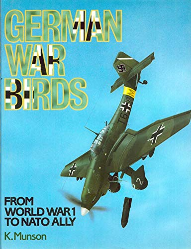 German War Birds from World War 1: Munson, Kenneth