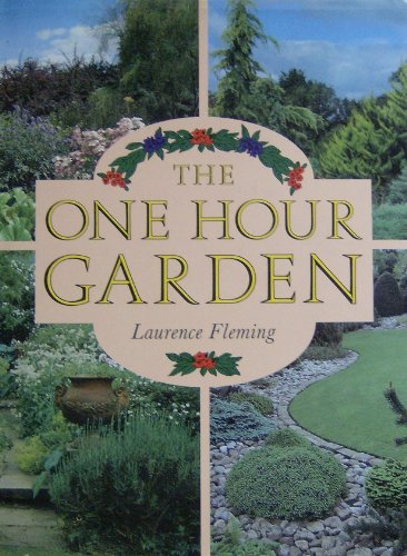 9781850792246: The One Hour Garden