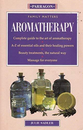 9781850792659: Family Matters: Aromatherapy