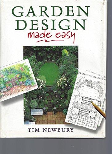 9781850793540: Garden Design Made Easy