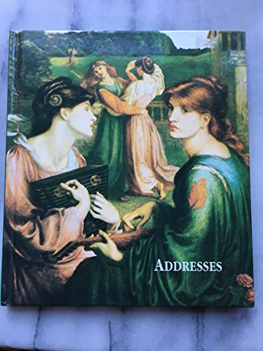 9781850812982: Pre-Raphaelite box edition address book 1