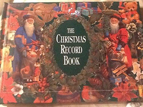 9781850814962: A5 Christmas Record Bk-Rfs1012