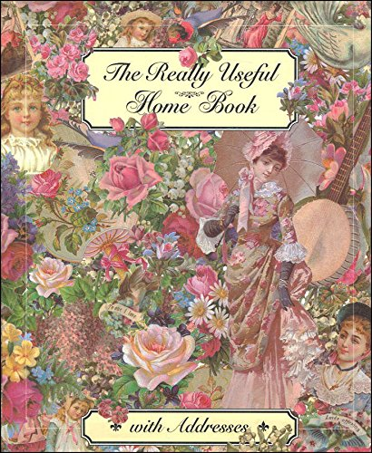 The Really Useful Home Book with Addresses: Frederick, Robert